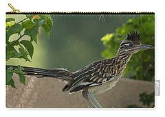 Roadrunner Closeup Carry-all Pouch