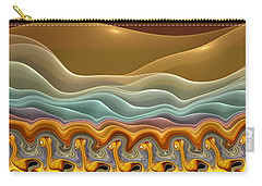 Roadrunner Races Carry-all Pouch by Amorina Ashton