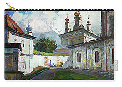 Roads Of Ryazan Kremlin Carry-all Pouch