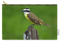 Roadside Kiskadee Carry-all Pouch