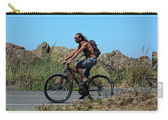 Carry-all Pouch featuring the photograph Roaming America by Tikvah's Hope