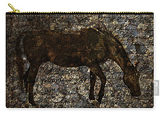 Roan Stallion Carry-all Pouch