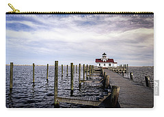 Roanoke Lighthouse - Manteo North Carolina Carry-all Pouch