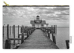 Roanoke Marshes Light Carry-all Pouch
