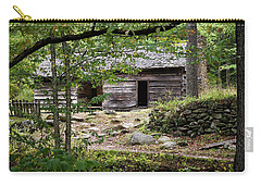 Roaring Fork Bales Cabin Carry-all Pouch