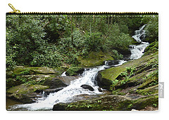 Roaring Fork Falls June 2017 Carry-all Pouch