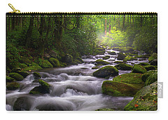 Great Smoky Mountains Roaring Fork Gatlinburg Tennessee Carry-all Pouch