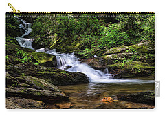 Roaring Fork Waterfall Carry-all Pouch