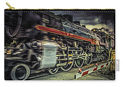 Roaring Past Carry-all Pouch