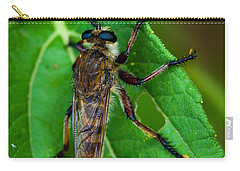 Robber Fly 1 Carry-all Pouch