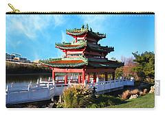 Robert D. Ray Asian Garden Carry-all Pouch