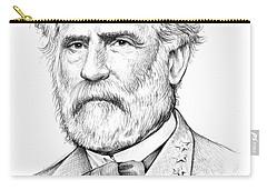 Robert E. Lee Carry-all Pouch by Greg Joens
