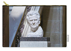 Robert Lafollette Bust - Capitol - Madison Carry-all Pouch