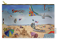 Robert Moses Beach Carry-all Pouch