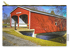 Roberts Covered Bridge Carry-all Pouch