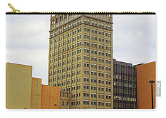 Rochester, Ny - Kodak Building 2005 Carry-all Pouch by Frank Romeo