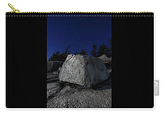 Rock And Big Dipper Carry-all Pouch