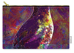 Rock Bird Auklet Crested Birds  Carry-all Pouch