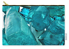 Rock Candy-chihuly  Carry-all Pouch by Martin Cline