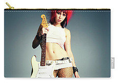 Rock Chick Carry-all Pouch