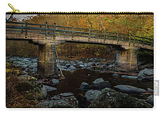 Rock Creek Park Bridge Carry-all Pouch