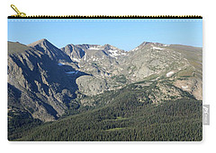 Rock Cut - Rocky Mountain National Park Carry-all Pouch by Pamela Critchlow