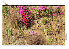 Rock Cutting 1 Carry-all Pouch by Werner Padarin