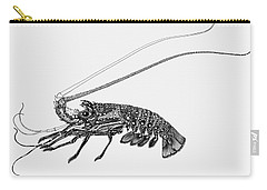 Rock Lobster Carry-all Pouch