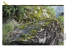 Rock Moss Carry-all Pouch by Sumit Mehndiratta
