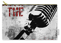Rock N Roll Microphone  Carry-all Pouch