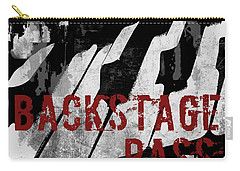 Rock N Roll Piano Carry-all Pouch