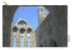 Rock Of Cashel Carry-all Pouch