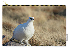 Rock Ptarmigan Carry-all Pouch