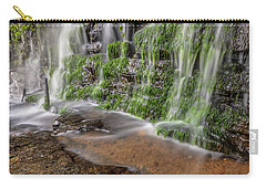 Rock Wall Waterfall Carry-all Pouch