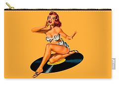 Rockabilly Goddess Carry-all Pouch