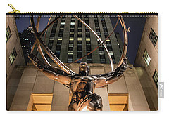Rockefeller Center Nyc Carry-all Pouch