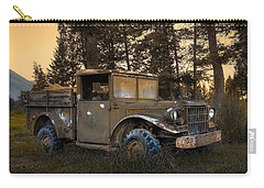 Rockies Transport Carry-all Pouch by Wayne Sherriff