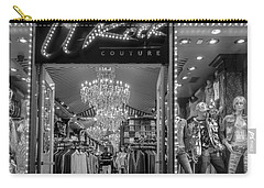 Carry-all Pouch featuring the photograph Rockin' Couture by Melinda Ledsome