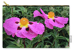 Rockrose Carry-all Pouch