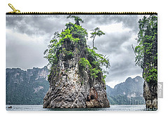Rocks At Khao Sok Carry-all Pouch