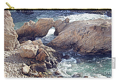 Rocks At Montana De Oro Carry-all Pouch