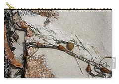 Rocks Longside Carry-all Pouch by Kathleen Grace