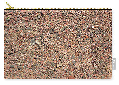 Carry-all Pouch featuring the photograph Rocky Beach 3 by Nicola Nobile