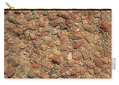 Carry-all Pouch featuring the photograph Rocky Beach 4 by Nicola Nobile