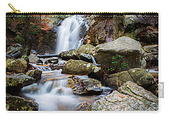 Carry-all Pouch featuring the photograph Rocky Beauty by Parker Cunningham