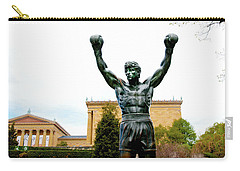 Carry-all Pouch featuring the photograph Rocky I by Greg Fortier