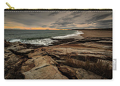 Rocky Maine Shoreline  Carry-all Pouch