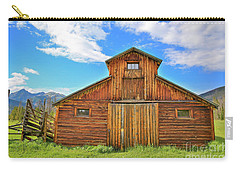 Rocky Mountain Barn Carry-all Pouch