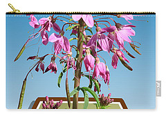 Rocky Mountain Bee Plant Carry-all Pouch
