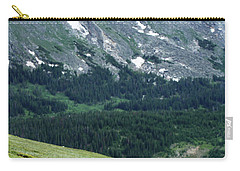 Carry-all Pouch featuring the photograph Rocky Mountain Elk 5 by Marie Leslie